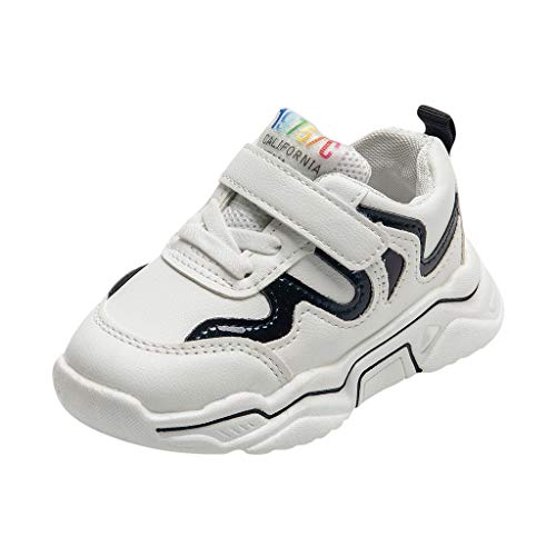 Fomino Babys Schuhe Mädchen Jungen Kinder Single Schuhe Turnschuhe Atmungsaktive Mesh Sneakers Kinderschuhe Trekking Sandalen Outdoor Klettverschluss Wanderer Freizeitschuhe