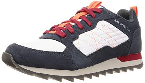 [メレル] スニーカー Alpine Sneaker メンズ Navy/Chili 28.0 cm