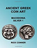 Ancient Greek Coin Art Macedonia Silver 1