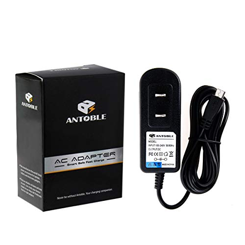 ANTOBLE 6.5ft Cord Wall Charger Replacement for Consumer Cellular PhoneEasy Doro 618 520x 605 612 615 626 680