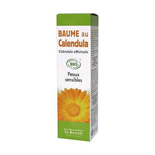 Saint benoit - Baume au calendula - tube 40 g - Peaux sensibles