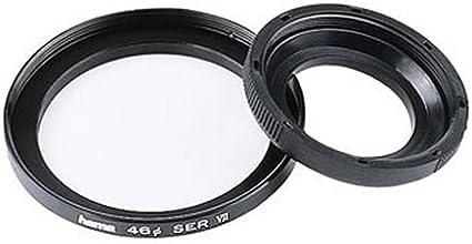 Hama Filter Adapterring Von 46 0 Mm Objektiv Auf 58 Mm Kamera