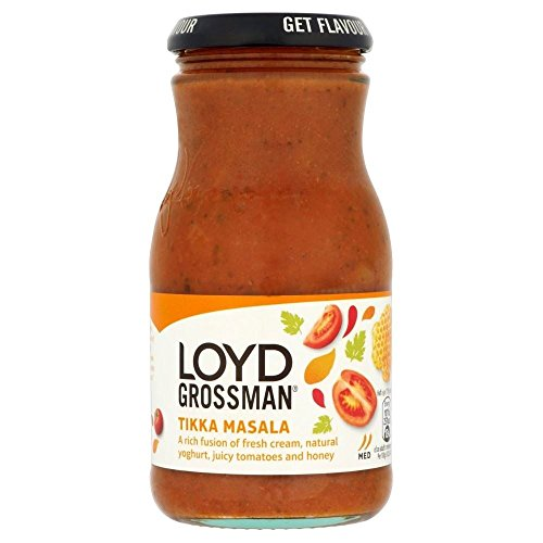 Loyd Grossman Salsa Tikka Masala (350g) (Paquete de 2)