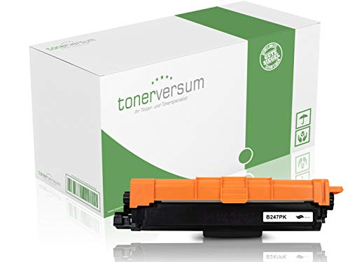 Cartuccia di toner compatibile con Brother TN-247BK nero - con chip - per DCP-L3550cdw HL-L3230cdw HL-L3270cdw MFC-L3750cdw