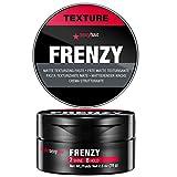 SexyHair Style Frenzy Matte Texturizing Paste, 2.5 fl oz
