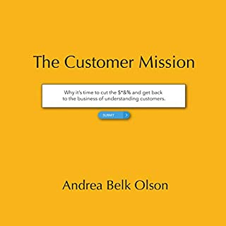 The Customer Mission cover art