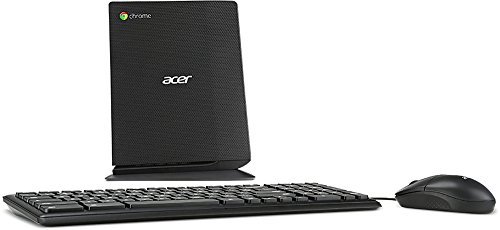 Acer Chromebox CXI2-4GKM Desktop with Keyboard and Mouse