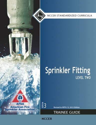 Sprinkler Fitting Level 2 Trainee Guide