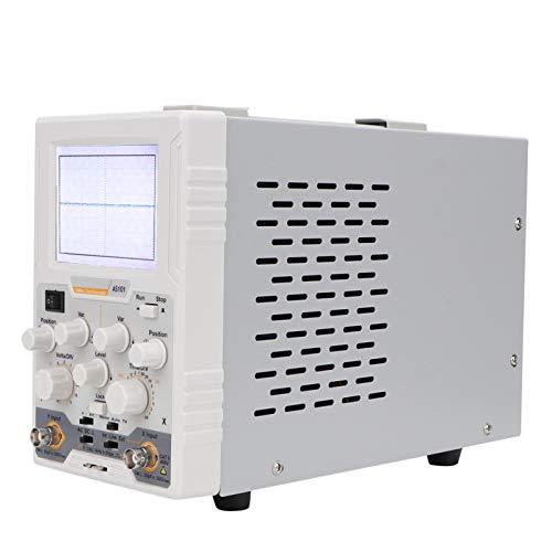 osciloscopio analógico Osciloscopio Osciloscopio digital Panel de control simple con pantalla LCD a color de 3,7(European regulations)