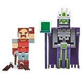 Mattel Minecraft Pack HAL + SINNOMBRE