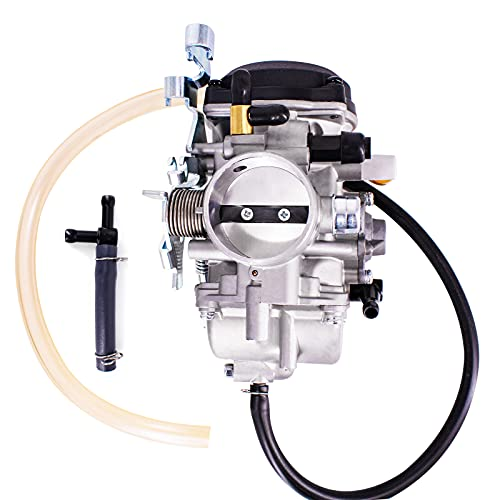 Carburetor Fits for Kawasaki KLR650 2008-2018 Carb with T-Pipe Replaces 15003-0118 15004-0050 15004-0072 15004-0073