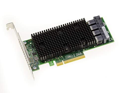 Kalea Informatique Controller-Karte PCIe 3.1 SAS + SATA + NVMe – 12 GB – 16 internen Ports – OEM 9400-16i