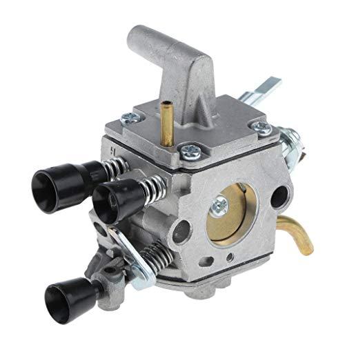 Baoblaze Carburador Carb para FS120 FS120R FS200 FS250 FS350 Motosierra