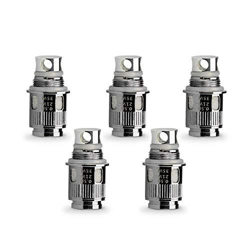 Kamry K1000 Plus Ersatzspulen, 5er Ersatzkerne, X6 Plus Zerstäuber Coil 0.5ohm