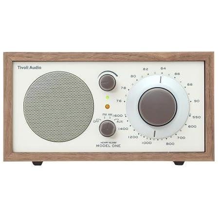 Tivoli Audio 高級ラジオ Model One クラシックウォールナット/ベージュ TVJPM1CLA