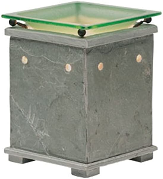 Scentsy Shale Full Size Warmer For Melting Wax