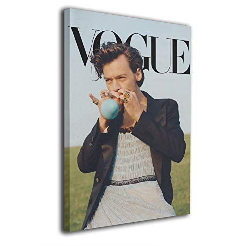 Harry Styles Wall Art Canvas Poster Print