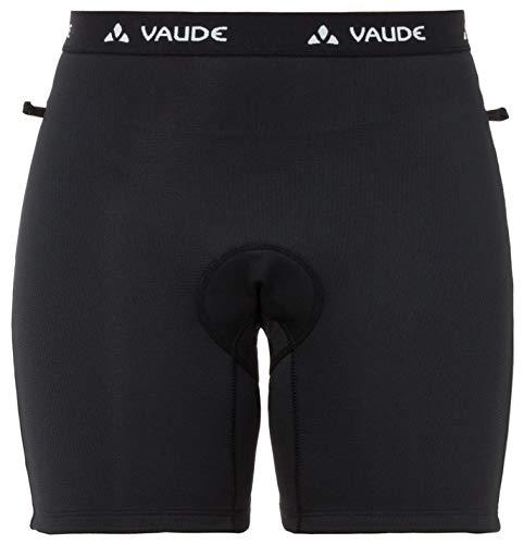VAUDE Damen Tamaro Shorts Hose, Black, 34 - 5