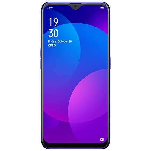 OPPO F11 (Fluorite Purple, 6GB RAM, 128GB Storage) with No Cost EMI/Additional...