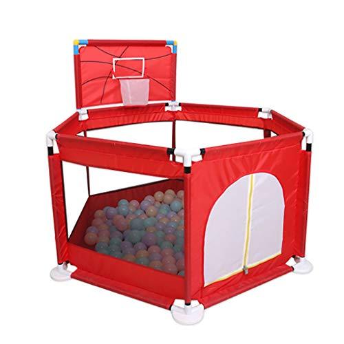 D&F Parque de Interior al Aire Libre para niños, Cerca de Juguete para bebés Que se arrastran, protección de Seguridad, Juguete Duradero (Tamaño : Common Model)