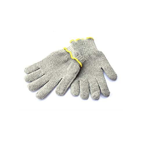 HYL0 200 ° C Industrielle Hitzebeständige Handschuhe, Isolierte Handschuhe, Hochtemperaturhandschuhe, Grillhandschuhe, Kochen, Backen, Verbrühschutz ZZBiao
