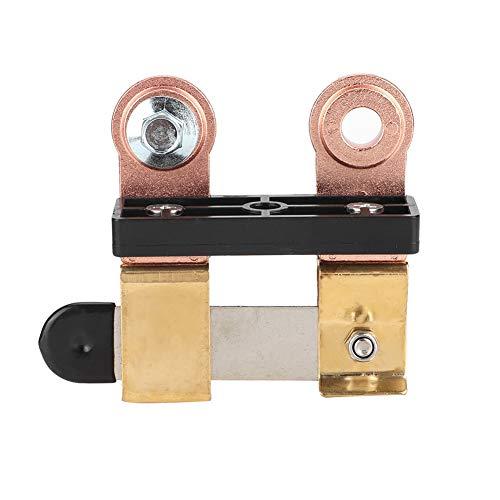 Akozon Messerschalter Batterie abklemmen Messerschalterklemme Autobatterie abschalten Ausschalter