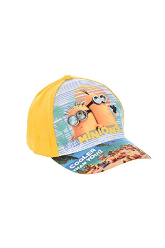 Universal Pictures Sun City Minions–Gorra para niño