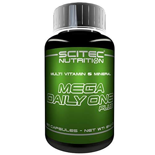 Scitec Nutrition Mega Daily One Plus 60 Capsule - 120 g