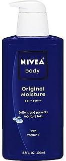 Nivea, Original Moisture Daily Lotion Normal to Dry Skin