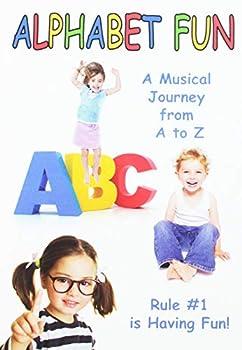 DVD Alphabet Fun DVD Nla Book