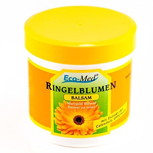 Eco-Med Ringelblumenbalsam mit Extrakt der Calendula Officinalis 250 ml