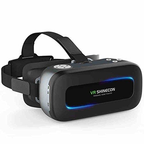Vr One Machine Vr Lunettes 3D Réalité Virtuelle Lunettes de Plongée Casque Casque Casque HD Eye Immersive Experience