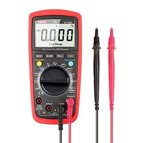 UNI-T UT139C - Multímetro Digital True RMS