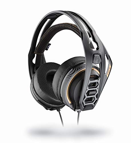RIG 400 Dolby Atmos Stereo Gaming Headset for PC