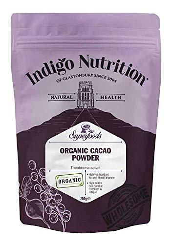 Indigo Herbs Bio Cacao Poeder 250g