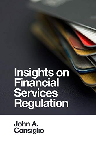 Insights on Financial Services Regulation (English Edition)