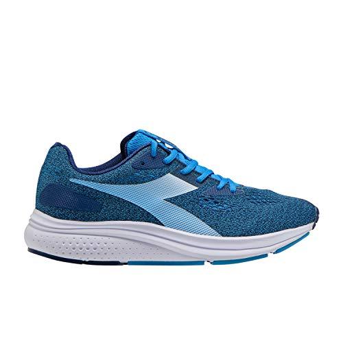 Diadora Men Kuruka 4 Run Running Shoes Dark Blue - Blue 7,5