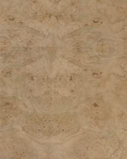 Maple Burl Wood Veneer Sheet 48x96 20 mil(Paperback)