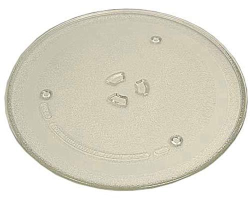 Forno a Microonde ME732K Piatto Rotante in Vetro (diametro 257 mm)
