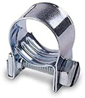 133.4mm - 141.3mm 5.25-5.56 Breeze TB525 Standard T-Bolt Clamp Effective Diameter Range