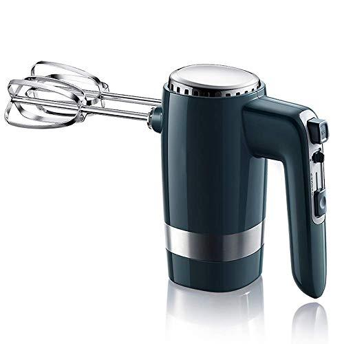 SMX Kitchen Aid 7-Geschwindigkeits-Digital-Handmixer Zubehör und Whisk - dunkelgrün