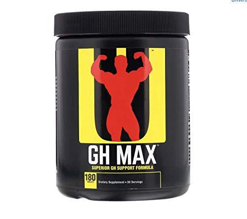 Universal GH MAX - 180 capsulas