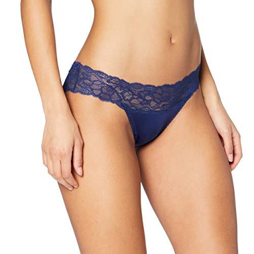 Calvin Klein Unisex Bikini, WD2 Dessous, Space Blue, M