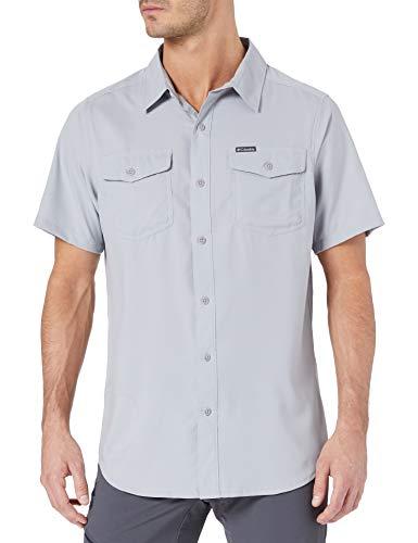 Columbia Utilizer II, Camisa de manga corta, Hombre