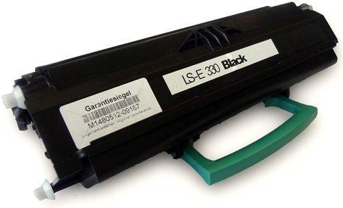 Bubprint Toner kompatibel für Lexmark 12A8305 für Optra E330 E332 E332N E332TN 6.000 Seiten Schwarz