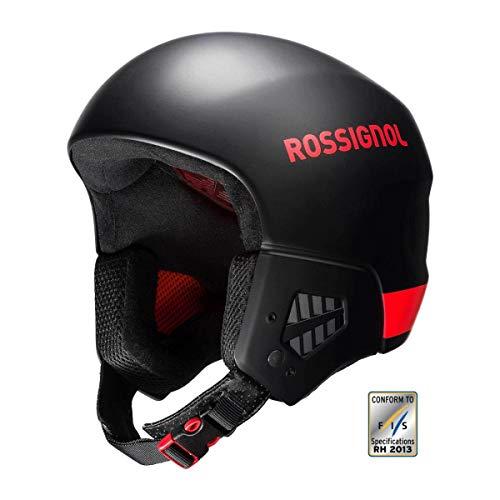Rossignol Hero 7 FIS Impacts Schwarz, Ski- und Snowboardhelm, Größe 54 cm - Farbe Black