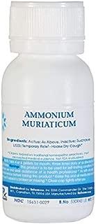 Ammonium MURIATICUM 30C - 750 Pellets (1Oz)