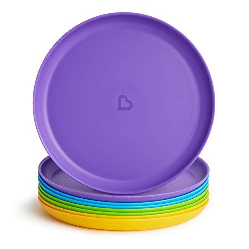 Munchkin - 8 platos para comida para niños