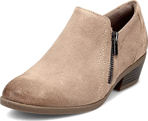 Earth Origins Collette Caitlyn Women's Taupe 9 Wide