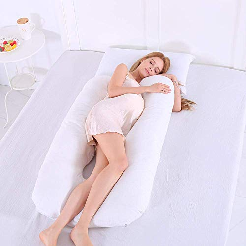 Schwangerschaftskissen, U-förmiges Taillenkissen, multifunktionales...